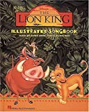 img - for Disney's The Lion King Illustrated Songbook (Walt Disney Pictures Presents) book / textbook / text book