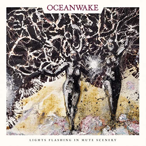 CD : Oceanwake - Lights Flashing In Mute Scenery (CD)