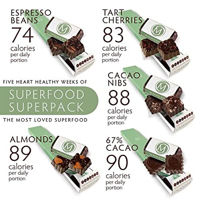 SUPERFOOD SUPERPACK - Five 7 Day Box assortment