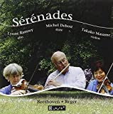 Serenades for Flute, Violin & Viola by Reger & Beethoven