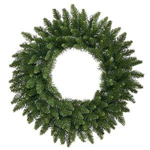 """36"""" Camdon Fir Artificial Christmas Wreath - Unlit"""