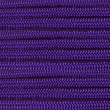 Paracord Planet Nylon 550lb Type III 7 Strand Paracord Made in the U.S.A. -Deep Purple-