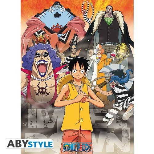 ONE PIECEワンピースポスターインペルダウン(52x38)ONE PIECE Poster Impel Down (52x38)