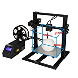 CR-10MINI 3D Printer DIY Kit,Aluminum,Large Print Size 300X220X300mm