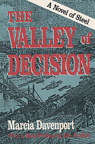 The Valley of Decision by Marcia Davenport