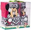 Disney Baby Girls' Minnie Mouse 5 Piece Gift Box Set, Purple by Bentex Licensed Children's Apparel that we recomend individually.