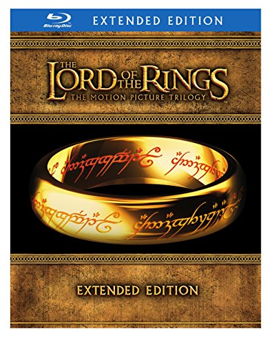 Lord of the Rings: The Motion Picture Trilogy [USA] [Blu-ray]