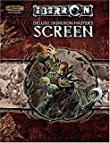 Deluxe Eberron Dungeon Master's Screen (Dungeons & Dragons d20 3.5 Fantasy Roleplaying, Eberron Accessories) (0786938501) by Perkins, Christopher