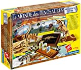 Clementoni - 62744 - Jeu Educatif - Scientifique - Le Monde Des Dinosaures