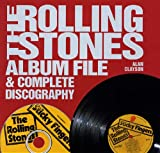 "The ""Rolling Stones"" Album File and Complete Discography (1844034941) by Clayson, Alan"