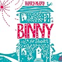 Binny for Short Audiobook by Hilary McKay Narrated by Kate Harbour
