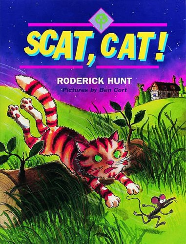 Oxford Reading Tree Rhyme and Analogy: Story Rhymes Pack A Scat, Cat!