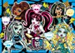 Clementoni - 29648 - Puzzle Classique - Monster High