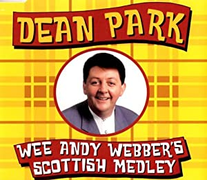 Wee Andy Webber's Scottish Medley