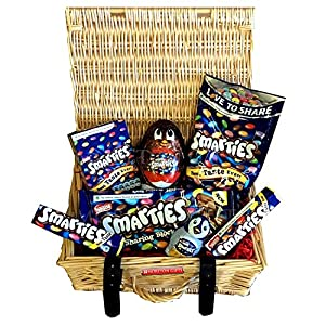 Smarties Small Christmas Hamper Of Treats By Moreton