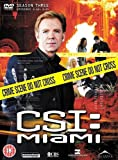 C.S.I: Crime Scene Investigation - Miami - Season 3 Part 2 [DVD] [2005]