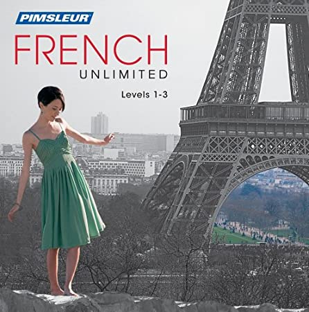 Pimsleur French Unlimited 1-3