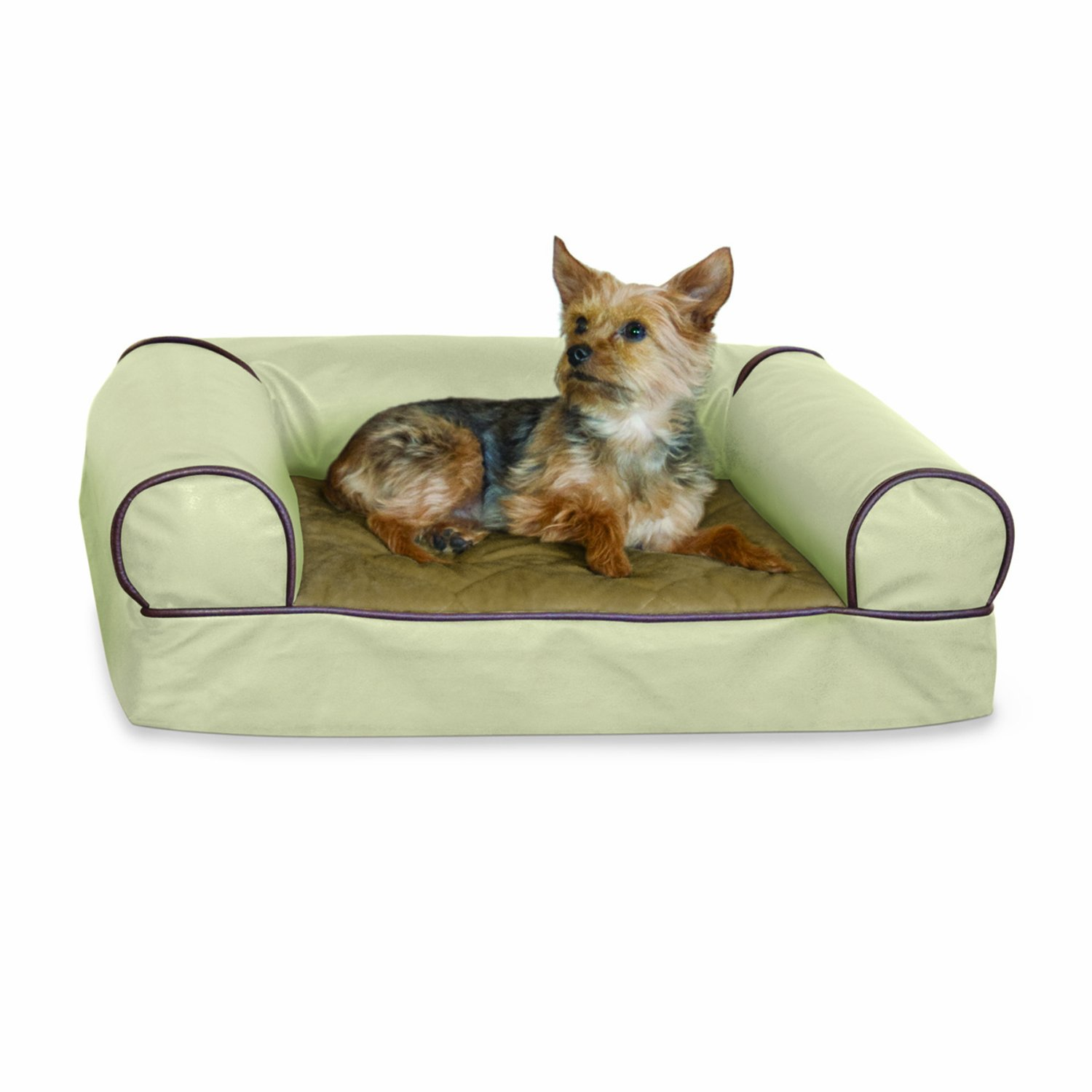 Dog beds that look like couches -  Bed Sofacheck Price K H Memory Large Foam Cozy Pet Sofa