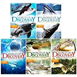 World of Discovery: Beasts of the Sea and Swamp - 5 Disc Collector's Edition (Amazon.com Exclusive)