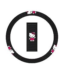 Hello Kitty Ribbon Wheel-Cover