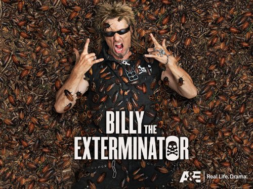 Billy the Exterminator Season 4