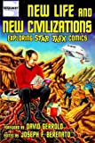 img - for New Life and New Civilizations: Exploring Star Trek Comics book / textbook / text book