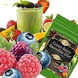 グリーンベリースムージーダイエット【160酵素MIX】(ミキサー無しで簡単グリーンスムージーダイエット) (ミックスベリー)