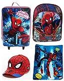 Marvel Ultimate Spiderman Toddler Travel Combo
