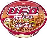 <日清> 日清焼そば UFO明太子マヨ焼そば【127】 ×12個