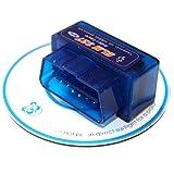 Escáner de diagnóstico para vehículo  Newest Bluetooth V1.5 OBD2 OBD II