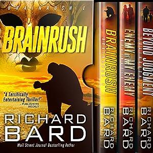 The Brainrush Trilogy: Box Set Audiobook
