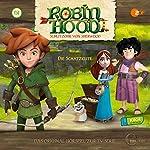 Die Schatzkiste (Robin Hood - Schlitzohr von Sherwood 1)   Andreas Lueck
