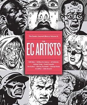 Comics Journal Library Vol. 8: The EC Artists