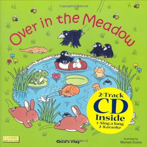 Over in the Meadow (Classic Books with Holes 8x8)