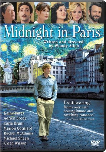 Cover art for  Midnight in Paris