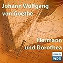 Hermann und Dorothea Hörspiel von Johann Wolfgang von Goethe Gesprochen von: Rolf Schult, Dinah Hinz, Otto Rouvel, Gerda Maurus, Peter Esser