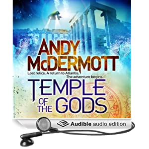 Temple of the Gods (Unabridged)