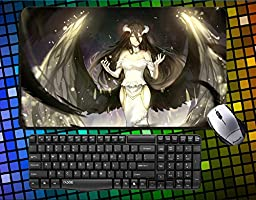 Classic TM Anime OVERLORD large mouse pad 60x35cm anime Desk & Mouse Pad Table Play Mat (08)