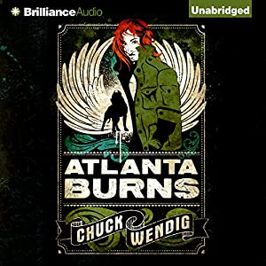 Atlanta Burns Audiobook