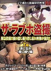 ザ・ラブホ盗撮 消し忘れ隠し撮り編 [DVD]