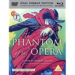 Phantom of the Opera [Blu-ray]