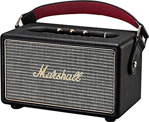 Click to buy Marshall Kilburn Portable Bluetooth Speaker Black - From only $168.99