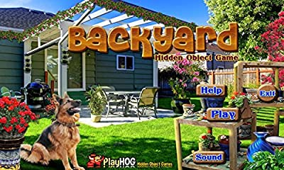 Backyard - Hidden Object Game (Mac) [Download]