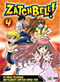 Zatch Bell!, Vol. 4 - A New Pledge Between Zatch and Tia