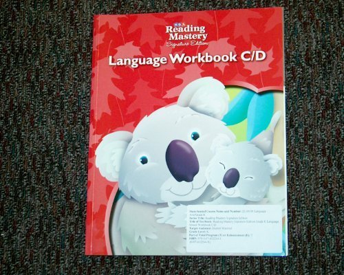 Reading Mastery - Language Workbook C & D - Grade K