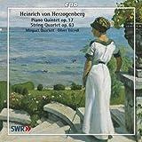 Piano Quintet Op. 17 String Q