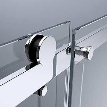 porte de douche douche coulissante paroi de douche pare douche verre de de s curit. Black Bedroom Furniture Sets. Home Design Ideas