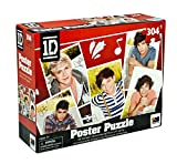 One Direction 304 Pieces Poster Puzzle, Styles May Vary