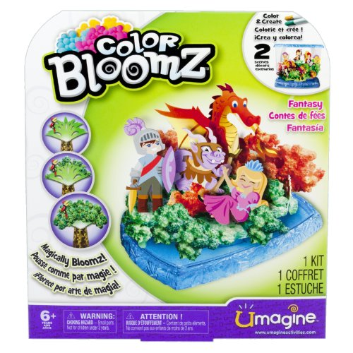 Color Bloomz - Fantasy Activity Kit - 1