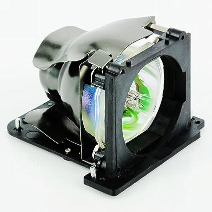 haiwo 310-4523/730-11199de haute qualité Ampoule de projecteur de remplacement compatible avec boîtier pour Dell 2200MP.